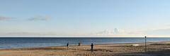 Morning in Jurmala II (0kanakov) Tags: oneplus oneplus5 phone beach sand sea latvia jurmala nature seascape mobile