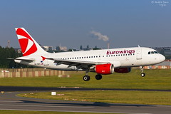 Eurowings (ab-planepictures) Tags: bru ebbr brussel flugzeug flughafen airport aviation plane planespotting aircraft