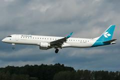 I-ADJX (PlanePixNase) Tags: aircraft airport planespotting haj eddv hannover langenhagen airdolomiti embraer e190 190