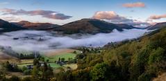 Foggy Morning (jasty78) Tags: fog mist balquhidder kirktonglen lochvoil creagmhor goldenhour sunrise landscape stirling scotland nikon d810 nikond810 1635mm 21mm nikkor1635mm nikkor1635mmf40