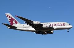 Qatar Airways | A380-800 | A7-APF | FRA | 21.09.2019 (Norbert.Schmidt) Tags: frankfurt airbus a380 qatar frankfurtairport a380800 a7apf qartarairways fra