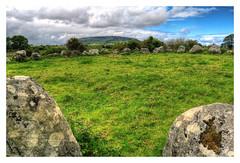 Carrowmore IR - Carrowmore Megalithic Cemetery 04 (Daniel Mennerich) Tags: carrowmore megalithic cemetery hdr hdri ireland sligo canon dslr eos spiegelreflexkamera slr eire irland éire irlande ирландия irlanda