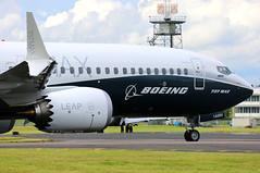Boeing Company - N8704Q nose - Farnborough Airport (FAB/EGLF) (Andrew_Simpson) Tags: n8704q boeingcompany boeingco boeing7378max boeing7378 boeing737max8 boeing737max boeing737 boeing 7378max 7378 737max max aircraftnose nose taxiing taxi farnboroughairport fanrboroughinternationalairport farnboroughinternational farnboroughairshow farnboroughinternationalairshow farborough fab eglf hampshire airshow airdisplay fia fia16 fia2016 uk aircraft aviation avgeek avporn aviationgeek aviationporn planepic planephoto planes plane aircraftpic airplane aeroplane unitedkingdom gb greatbritian england