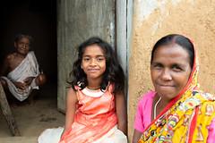 Generation (Karunyaraj) Tags: potrait potraits generations girl women oldage oldwomen layers village poor indian nikond610 nikon24120 cwc cwc742