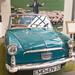Autobianchi mit Emder Autonummer im Otto Museum, Emden, Deutschland