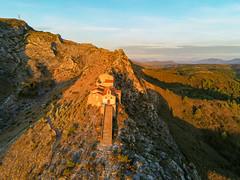 20190926_Nd de Pene_2567 copie (marcobierbar66) Tags: drone parrot anafi 4k hd photoshd videoshd nddepéne ermitage hermitage rocks rochers pyreneesorientales sunrise leverdesoleil