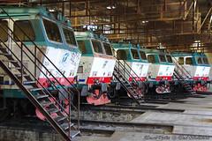 E652_Milano_28set19 (treni_e_dintorni) Tags: e652 mercitalia cargo milanosmistamento züge thomasradice trenidintorni treniedintorni train zuge