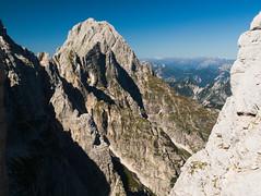 Solitary (matteo.buriola) Tags: friuli alpi giulie forca de la val jof di montasio sentiero alpinistico ceria merlone mountains nature landscape paesaggio trekking hiking alps panasonic lumix gx80