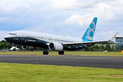Boeing Company - N8704Q - Farnborough Airport (FAB/EGLF) (Andrew_Simpson) Tags: n8704q boeingcompany boeing boeing7378max boeing7378 boeing737max boeing737 boeingmax boeingmax8 boeingco 7378max 7378 737max takeoff departure departing depart liftoff farnboroughairport fanrboroughinternationalairport farnboroughinternational farnboroughairshow farnboroughinternationalairshow farborough fab eglf hampshire airshow airdisplay fia fia16 fia2016 uk aircraft aviation avgeek avporn aviationgeek aviationporn planepic planephoto planes plane aircraftpic airplane aeroplane unitedkingdom gb greatbritian england