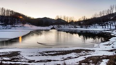 "Lago La Selva, Cardito. <a style=""margin-left:10px; font-size:0.8em;"" href=""http://www.flickr.com/photos/92135770@N06/48808632903/"" target=""_blank"">@flickr</a>"