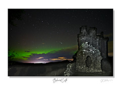 Balvaird meteor and aurora night framed (JCstudios PHOTOGRAPHY) Tags: aurora balvaird castle meteor scotland visitscotland edinburgh uk glasgow scottish travel photography highlands nature ig lovescotland insta love greatshots instascotland scottishhighlands thisisscotland landscape whisky photooftheday dundee scotspirit scotlandshots summer travelphotography england art