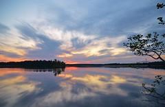 Morgon. (johnerlandaxelsson@gmail.com) Tags: gimo uppland sverige morgon natur landskap johnaxelsson omanipulerad