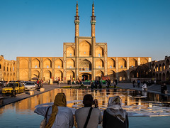 Yazd (Saurí) Tags: yazd persia iran friends travel