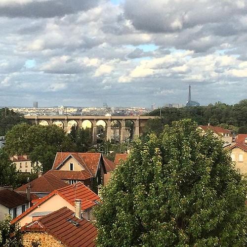 #paris vu de #meudon