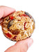 Healthy Energy Ball with seeds and dates