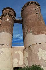 Il Castello di Santa Severa (Michele Monteleone) Tags: michelemonteleone45 2019 canon 5dmarkiii castello muro mare cielo torre strada