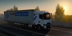 (gripshotz) Tags: renault t range ewals cargo care romania skin krone mega liner trailer euro truck simulator ets 2