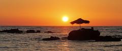 Ηλιοβασίλεμα - Sunset - Sonnenuntergang (ᗰᗩᖇᓰᗩ ☼ Xᕮ∩〇Ụ) Tags: greece sunset sonnenuntergang hellas griechenland moments momente sea sky sun sonne himmel meer canoneos1100d light licht ελλάδα στιγμέσ θάλασσα ουρανόσ ηλιοβασίλεμα ήλιοσ wasser water harnonie harmony αρμονία φωσ γαλήνη