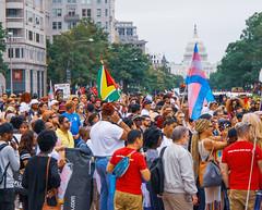 2019.09.28 National Trans Visibility March, Washington, DC USA 271 69012