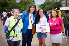 2019.09.28 National Trans Visibility March, Washington, DC USA 271 69018