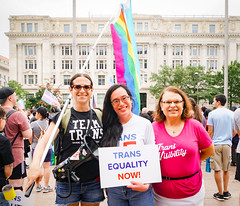 2019.09.28 National Trans Visibility March, Washington, DC USA 271 69036
