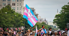 2019.09.28 National Trans Visibility March, Washington, DC USA 271 69040