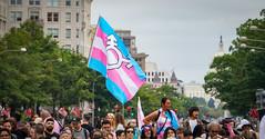 2019.09.28 National Trans Visibility March, Washington, DC USA 271 69040