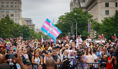 2019.09.28 National Trans Visibility March, Washington, DC USA 271 69041