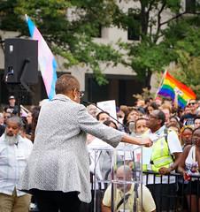 2019.09.28 National Trans Visibility March, Washington, DC USA 271 69045