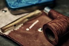Kaywoodie Tuckaway (glpease) Tags: kaywoodie tuckaway pipe militarymount armymount dublin vintage helios