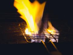 Fire (banagher_links) Tags: olympus omd em10 mark iii sigma 60mm fire night