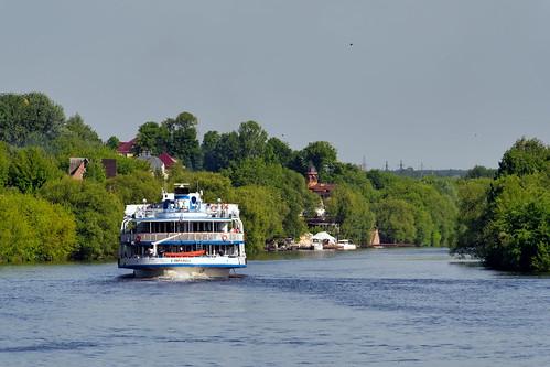 Moskva River 10 ©  Alexxx Malev