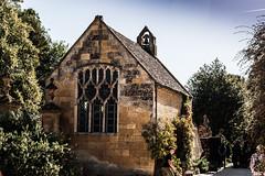 the chapel (steamnut777) Tags: national trust nationaltrust hidcotemanor cotswolds gloucestershire maljonesphotography canon1dm3 trees building nt bell infinitexposure