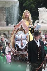 Trachtenzug (CA_Rotwang) Tags: oktoberfest wiesn münchen munich tracht tradition bayern germany deutschland parade umzug kostüme historic reenactment
