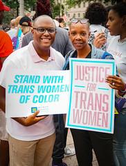 2019.09.28 National Trans Visibility March, Washington, DC USA 271 69014