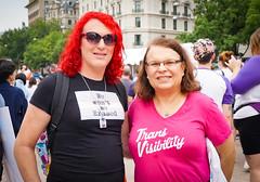 2019.09.28 National Trans Visibility March, Washington, DC USA 271 69020
