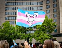 2019.09.28 National Trans Visibility March, Washington, DC USA 271 69021