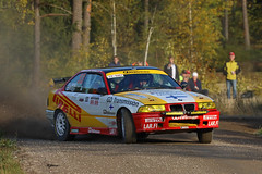 Lario, BMW (Vikuri) Tags: rallism smralli madcroc salo turku 2019 september 28th rally racing ralli rallying rallycar r5 motorsport speed suomi finland canon lario bmw sideways