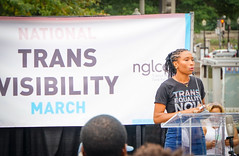 2019.09.28 National Trans Visibility March, Washington, DC USA 271 69028
