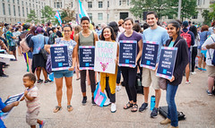 2019.09.28 National Trans Visibility March, Washington, DC USA 271 69032