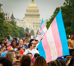 2019.09.28 National Trans Visibility March, Washington, DC USA 271 69039