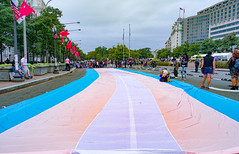 2019.09.28 National Trans Visibility March, Washington, DC USA 271 69063