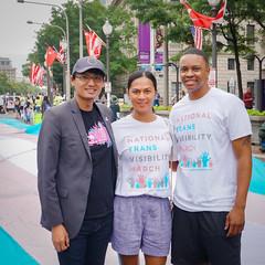 2019.09.28 National Trans Visibility March, Washington, DC USA 271 69077