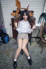 IMG_8903L (攝影玩家-明晏) Tags: 人 人像 戶外 outdoor 美女 辣妹 model 外拍 波比 portrait pretty girl woman