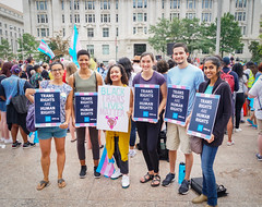 2019.09.28 National Trans Visibility March, Washington, DC USA 271 69033