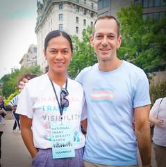 2019.09.28 National Trans Visibility March, Washington, DC USA 271 69048