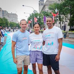 2019.09.28 National Trans Visibility March, Washington, DC USA 271 69076