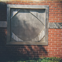 A Part / Apart (Tom Ipri) Tags: mediumformat dianaf filmisnotdead philly publicart filmphotography shotonfilm philadelphia 120film