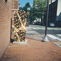 Pine Box (Tom Ipri) Tags: filmphotography mediumformat dianaf philadelphia filmisnotdead shotonfilm philly 120film