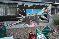 AZMA (TheGraffitiHunters) Tags: graffiti graff spray paint street art colorful nj new jersey trenton terracycle fresh 2019 azma
